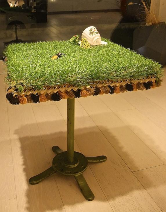 grass coffee- table  | design